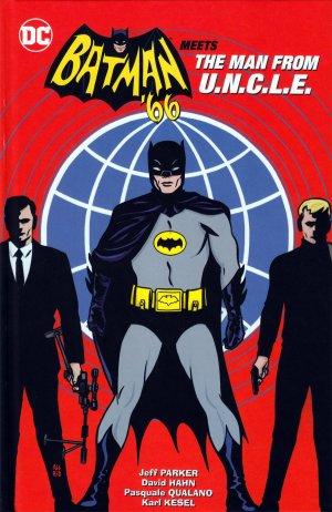 Batman '66 meets the man from U.N.C.L.E. édition TPB hardcover (cartonnée)