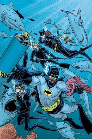 Batman '66 meets the man from U.N.C.L.E. # 5 Issues