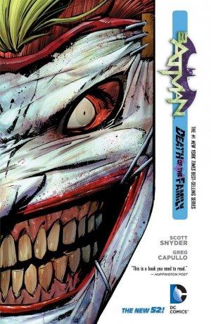 Batman # 3 TPB hardcover (cartonnée) - Issues V2