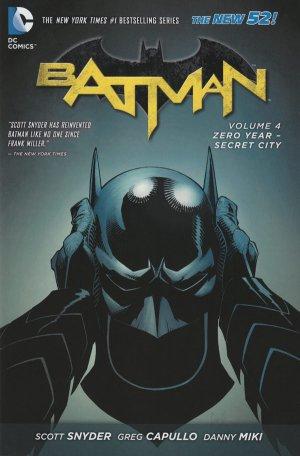 Batman # 4 TPB hardcover (cartonnée) - Issues V2