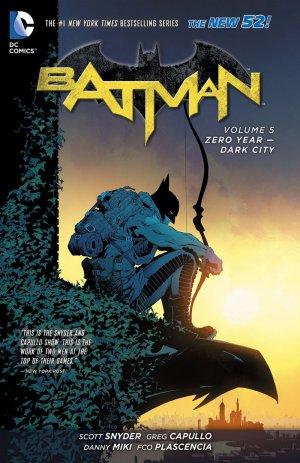 Batman # 5 TPB hardcover (cartonnée) - Issues V2