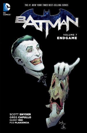 Batman # 7 TPB hardcover (cartonnée) - Issues V2