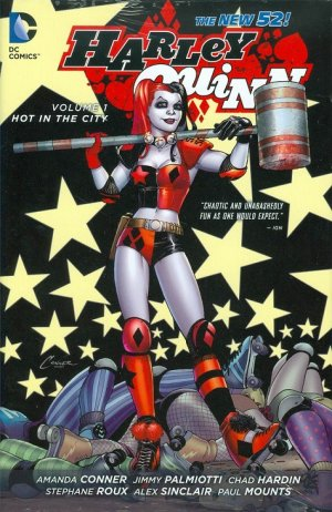Harley Quinn # 1 TPB hardcover (cartonnée) - Issues V2