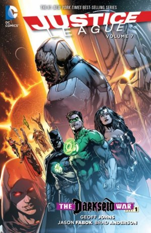 Justice League # 7 TPB hardcover (cartonnée) - Issues V2
