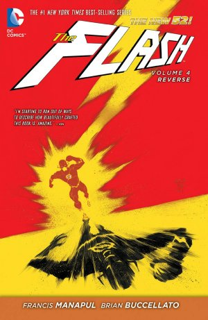 Flash # 4 TPB hardcover (cartonnée) - Issues V4