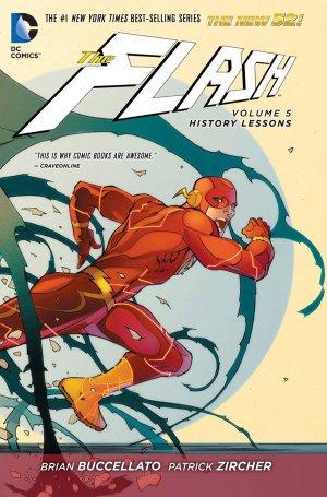 Flash # 5 TPB hardcover (cartonnée) - Issues V4