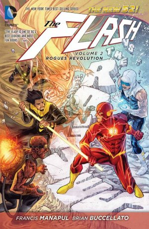 Flash # 2 TPB softcover (souple) - Issues V4