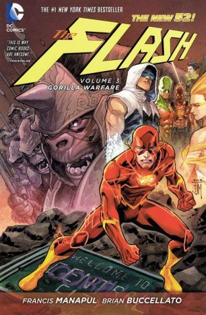 Flash # 3 TPB softcover (souple) - Issues V4
