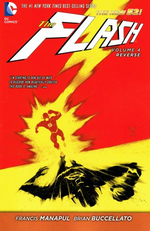 Flash # 4 TPB softcover (souple) - Issues V4