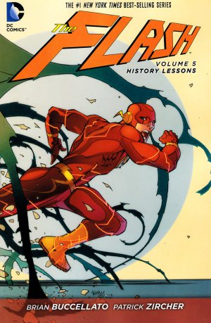 Flash # 5 TPB softcover (souple) - Issues V4