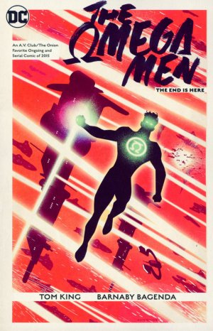 Omega Men édition TPB softcover (souple) - Issues V3