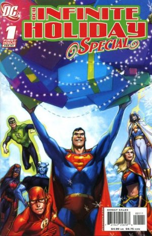 DCU Infinite Holiday Special édition Issues