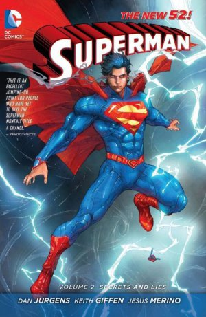 Superman # 2 TPB softcover (souple) - Issues V3 - Partie 1