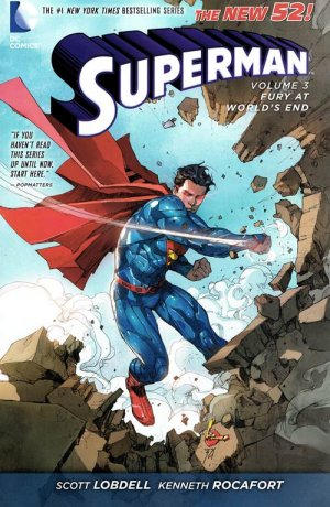 Superman # 3 TPB softcover (souple) - Issues V3 - Partie 1