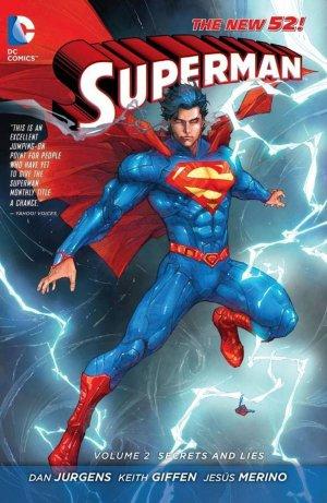 Superman # 2 TPB hardcover (cartonnée) - Issues V3 - Partie 1