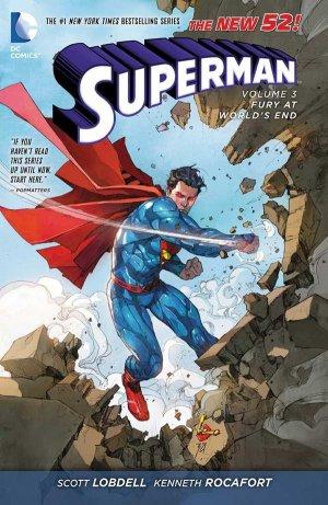 Superman # 3 TPB hardcover (cartonnée) - Issues V3 - Partie 1