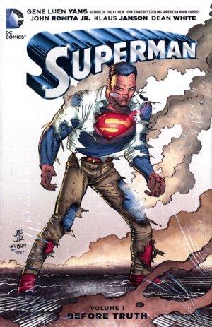 Superman édition TPB hardcover (cartonnée) - Issues V3 - Partie 2