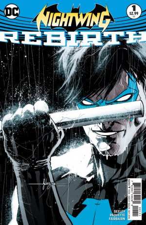 Nightwing Rebirth édition Issues