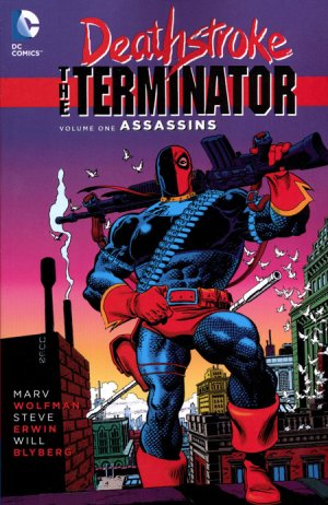 Deathstroke the Terminator édition TPB softcover (souple)