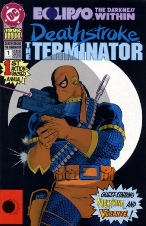 Deathstroke the Terminator édition Issues - Annuals