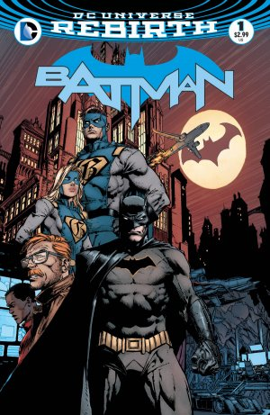Batman 1 - I am Gotham, Chapter 1