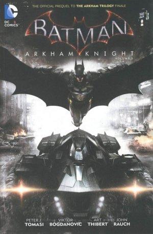 Batman - Arkham Knight édition TPB softcover (souple)