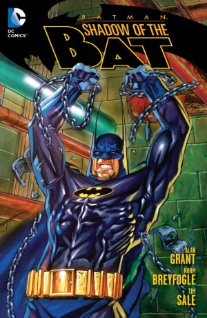 Batman - Shadow of the Bat édition TPB softcover (souple)