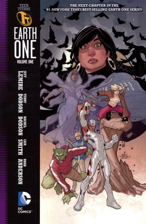 Teen Titans - Earth One édition TPB softcover (souple)