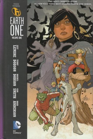 Teen Titans - Earth One édition TPB hardcover (cartonnée)