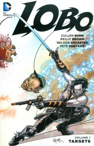 Lobo édition TPB softcover (souple) - Issues V3