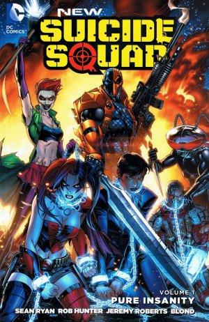 New Suicide Squad édition TPB softcover (souple)
