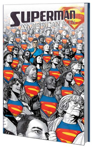 Superman - American Alien édition TPB hardcover (cartonnée)