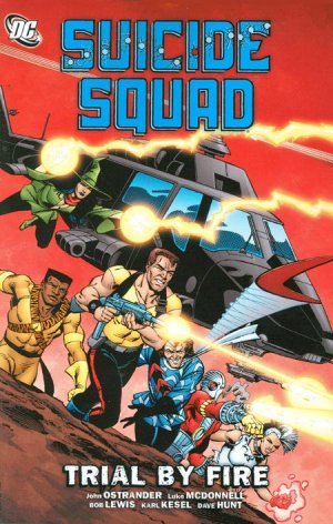 Suicide Squad édition TPB softcover (souple) - Issues V1