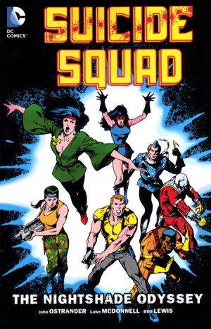 Suicide Squad # 2 TPB softcover (souple) - Issues V1