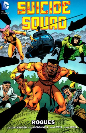 Suicide Squad 3 - Rogues