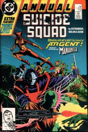 Suicide Squad édition Issues V1 - Annuals (1988)