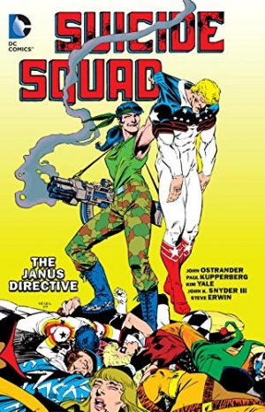 Suicide Squad # 4 TPB softcover (souple) - Issues V1
