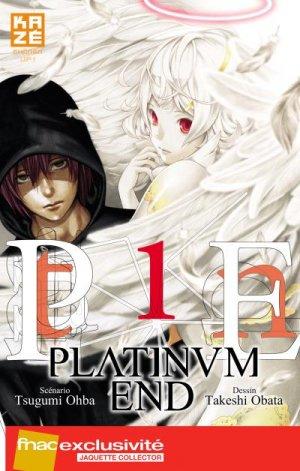 Platinum End 1
