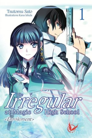 The Irregular at Magic High School #1
