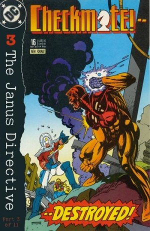Checkmate # 16 Issues V1 (1988 - 1991)