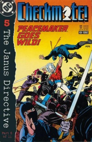 Checkmate # 17 Issues V1 (1988 - 1991)