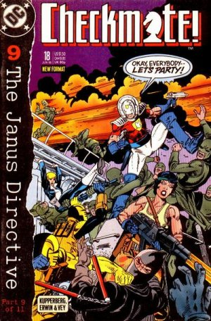 Checkmate # 18 Issues V1 (1988 - 1991)