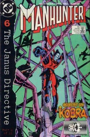 Manhunter # 14 Issues V2 (1988 - 1990)