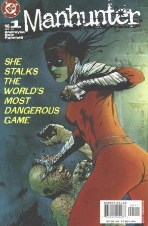 Manhunter édition Issues V4 (2004 - 2009)