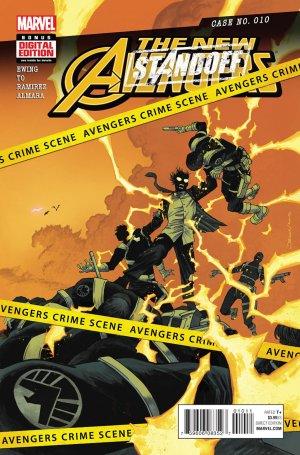New Avengers # 10 Issues V4 (2015 - 2016)