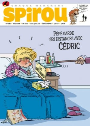 Le journal de Spirou # 4065
