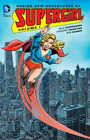 The Daring New Adventures of Supergirl édition TPB softcover (souple)