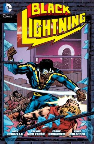 Black Lightning édition TPB softcover (souple) - Intégrale