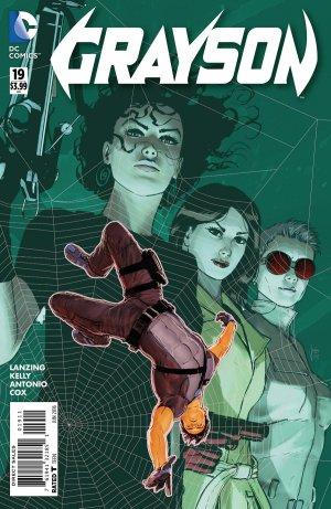 Grayson # 19 Issues V1 (2014 - 2016)