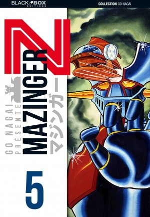 Mazinger Z 5